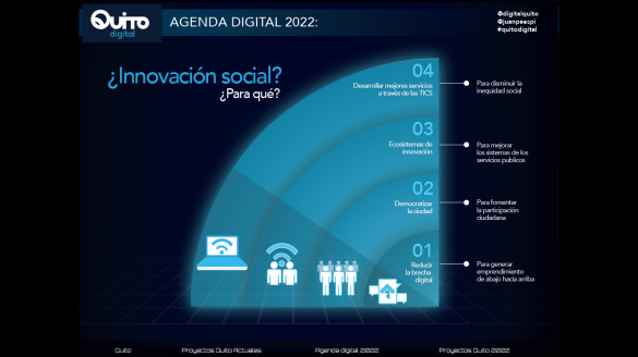 Para qué la innovación social ?